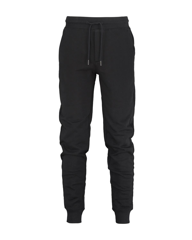 35cdd6e58 Moncler Men's Cotton Jersey Slim-Fit Joggers Black | Linea Fashion