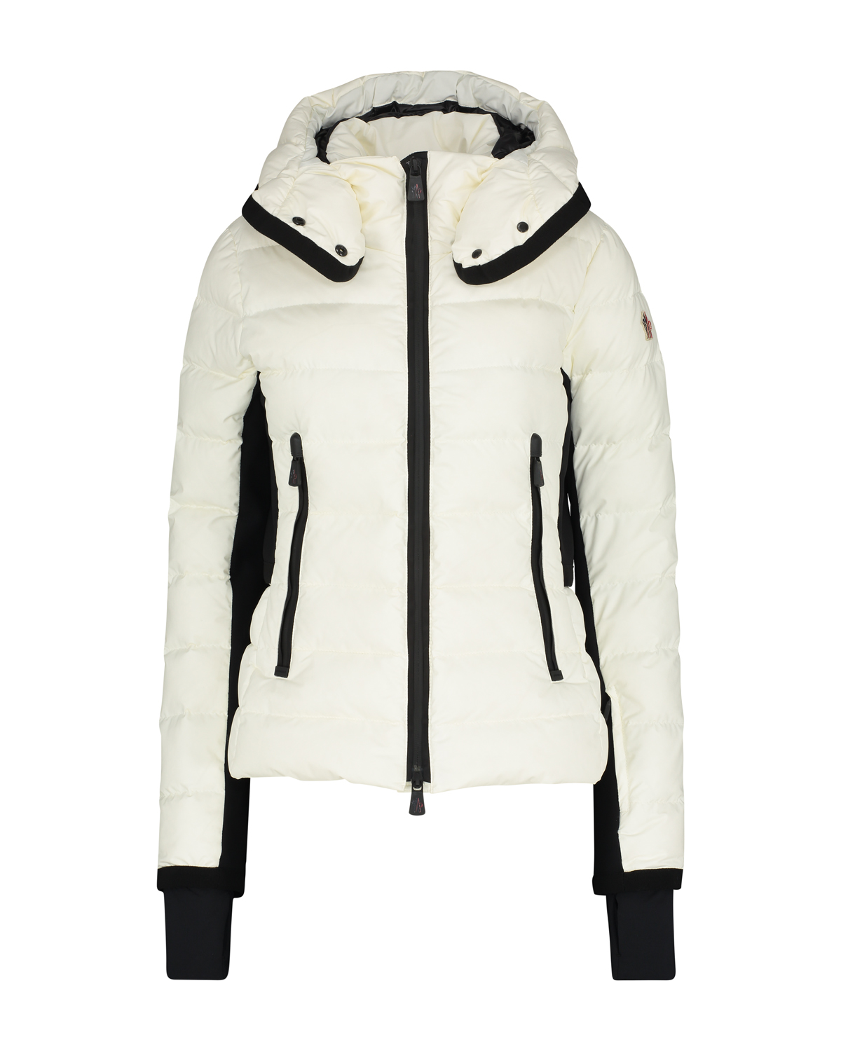 b236965ae Moncler Grenoble Lamoura Women's Belted Down Quilted Shell Jacket ...