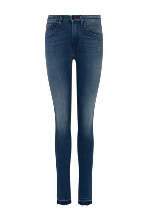 Jacob Cohën Women's Kimberly Slim Stretch Jeans Blue FRONT