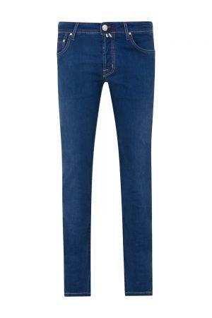 Jacob Cohën Men's Slim Fit Jeans Blue FRONT