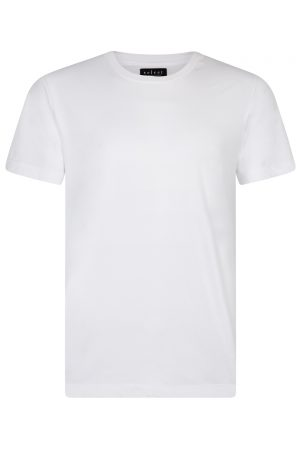 Velvet Men's Simple T-shirt White