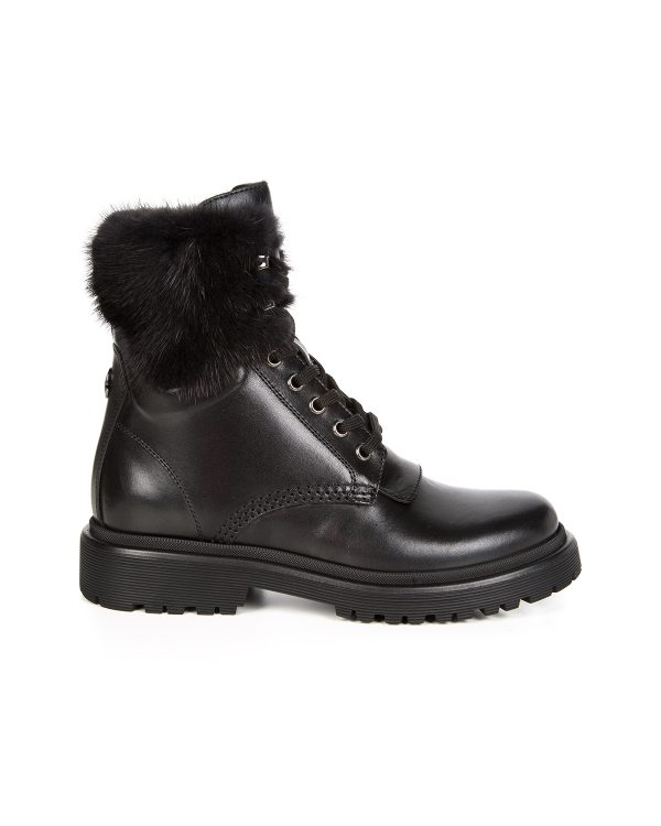 Moncler Women's Patty Ankle Boots Black