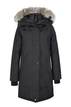 Canada Goose Women's Shelbourne Parka Black