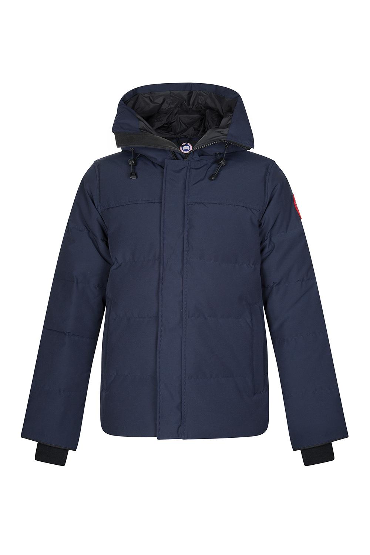 b82fa06b632 Canada Goose Men's Macmillan Parka Admiral Blue | Linea Fashion