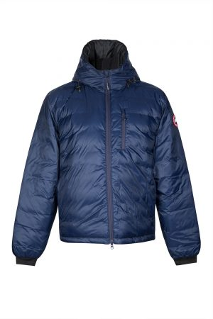 Canada Goose Men's Lodge Hoody Jacket Blue