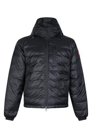 Canada Goose Men's Lodge Hoody Jacket Black
