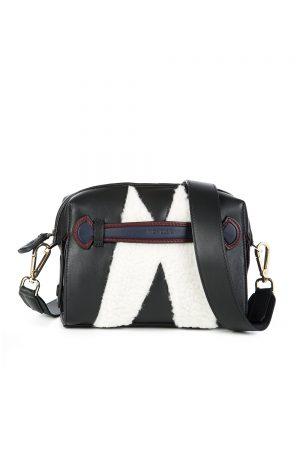 Moncler Women's Willow Shoulder Bag Black