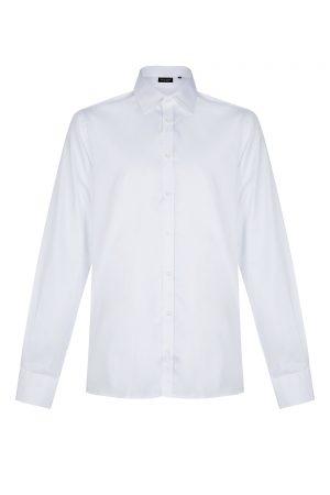 Sand Men's Classic Cotton Shirt White