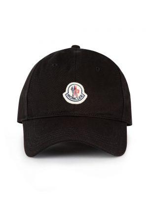 Moncler Men's Baseball Cap Black