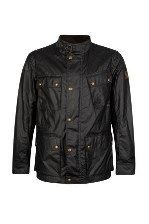 Belstaff Fieldmaster Men's Wax Cotton Jacket Navy
