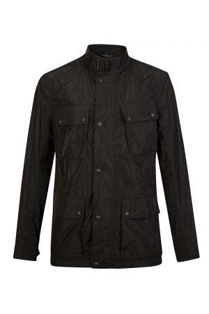 Belstaff Fieldmaster Men's Nylon Jacket Black