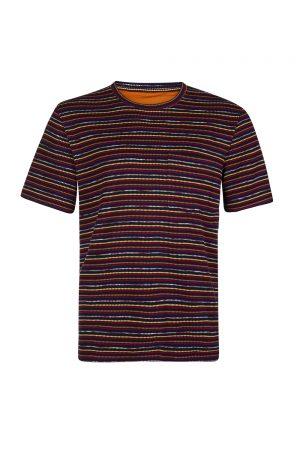 Missoni Men's Jacquard T-shirt Multicoloured