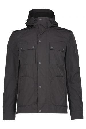Belstaff Men's Belstaff Ravenswood Hooded Jacket Black