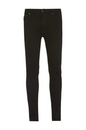 Belstaff Men's Tattenhall Skinny-Fit Stretch Jeans Black