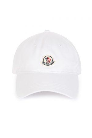 Moncler Men's Baseball Cap White