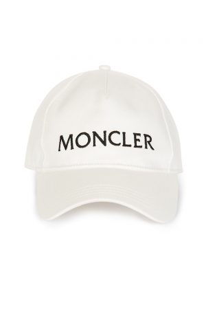Moncler Women's Baseball Cap White