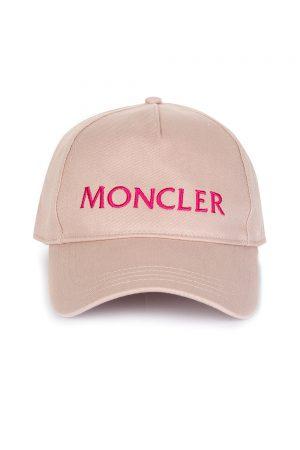 Moncler Women's Baseball Cap Pink