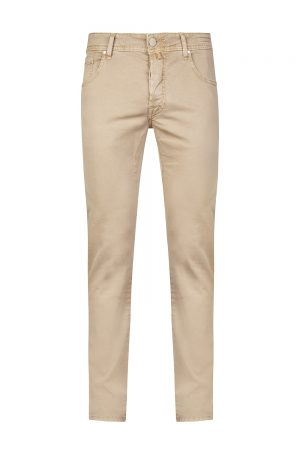 Jacob Cohën J622 Comfort Men's Slim Fit Jeans Beige
