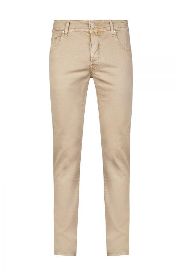 Jacob Cohën J622 Comfort Men's Slim Fit Jeans Beige