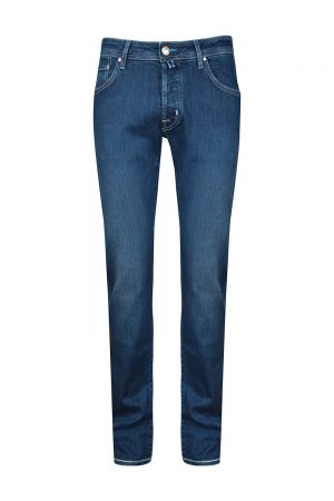 Jacob Cohën J622 Comfort Men's Slim-leg Jeans Dark Blue