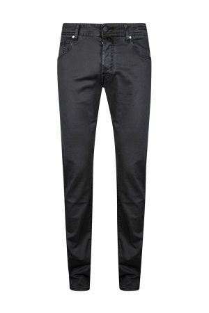 Jacob Cohën J622 Men's Vintage Washed Jeans Black