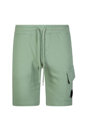C.P. Company Men's Cotton Bermuda Shorts Green