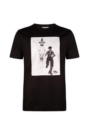 Limitato Diamond Dogs Men's T-shirt Black