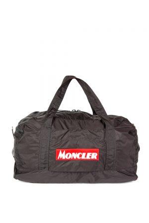 Moncler Nivelle Men's Duffel Bag Black