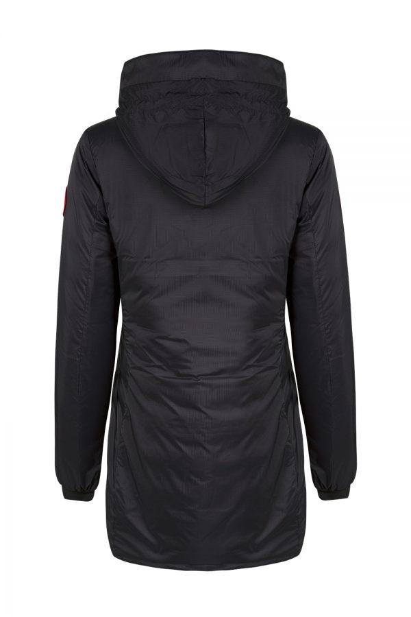 Canada Goose Camp Women's Hooded Coat Black