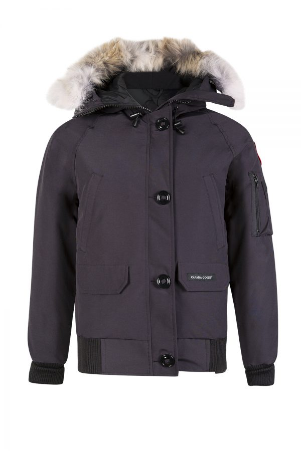 Canada Goose Chilliwack Women's Padded Bomber Jacket Navy